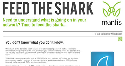 Feed-the-shark