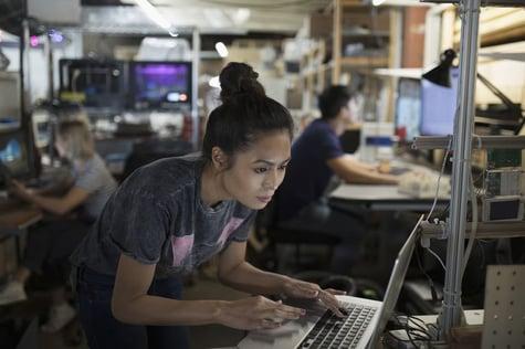 engineer-working-in-workshop